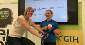 Measure your fitness with Healthmovement at Almedalen