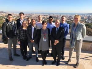 Health Index meeting in Barcelona