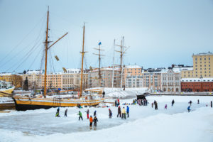 Impact exchange – Learn from the experts of Helsinki