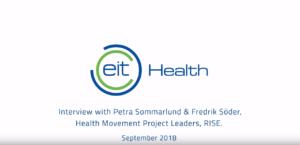 Interview with Petra Sommarlund and Fredrik Söder